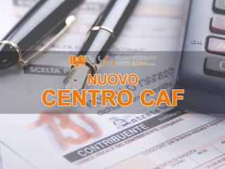 NUOVO CENTRO CAF